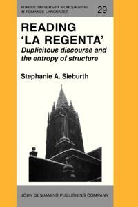 Reading 'La Regenta'