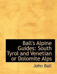 Ball's Alpine Guides