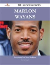 Marlon Wayans 141 Success Facts - Everything you need to know about Marlon Wayans