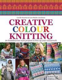 Creative Colour Knitting