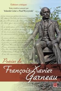 Poesies de Francois-Xavier Garneau