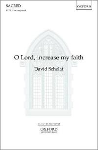 O Lord, Increase My Faith
