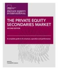 Private Equity Secondaries Market