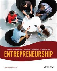 Entrepreneurship, Canadian Edition