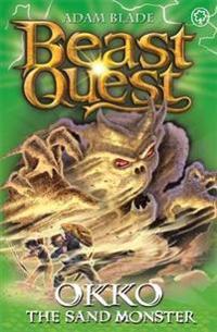 Beast Quest: Okko the Sand Monster