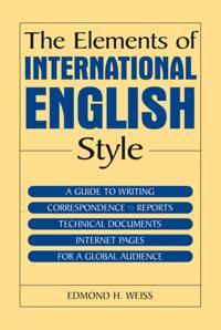 Elements of International English Style