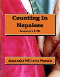 Counting in Nepalese: Numbers 1-20