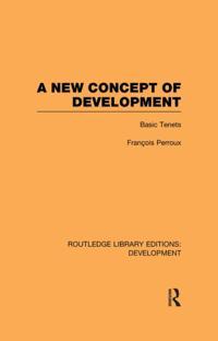 New Concept of Development