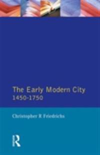 Early Modern City 1450-1750