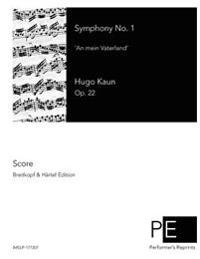 Symphony No. 1: An Mein Vaterland