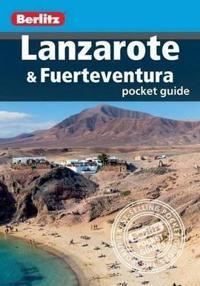 Berlitz: Lanzarote & Fuerteventura Pocket Guide