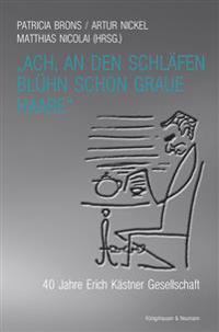Erich Kästner Jahrbuch 8. 40 Jahre Erich Kästner Gesellschaft