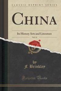 China, Vol. 12
