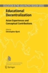 Educational Decentralization