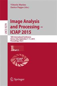 Image Analysis and Processing - ICIAP 2015