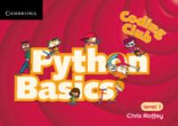 Coding Club Level 1 Python Basics