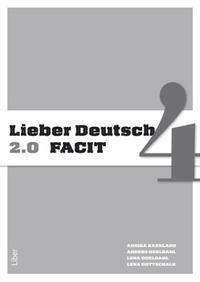 Lieber Deutsch 4 2.0 Facit