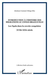 Introduction a l'histoire des migrations au congo-brazzavill