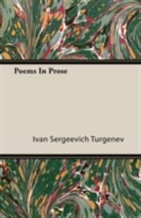 Poems in Prose