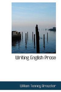 Writing English Prose