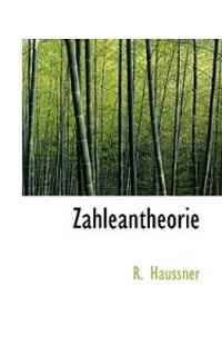 Zahleantheorie