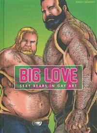 Big Love Sexy Bears in Gay Art