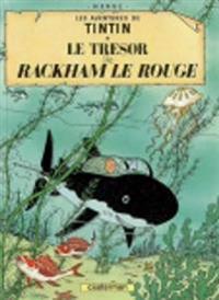 Tresor De Rackham Le Rouge