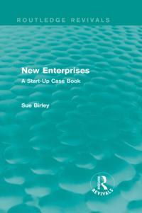 New Enterprises (Routledge Revivals)