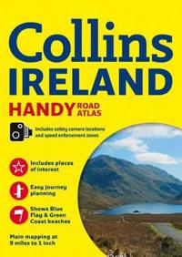 Collins Handy Road Atlas Ireland