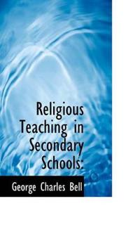 Religious Teaching in Secondary Schools