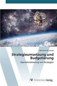 Strategieumsetzung Und Budgetierung