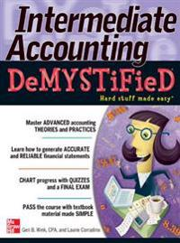 Intermediate Accounting DeMYSTiFieD