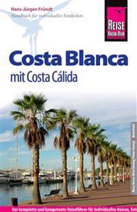 Reise Know-How Costa Blanca mit Costa Cálida