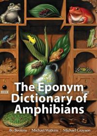 Eponym Dictionary of Amphibians