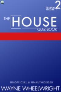 House Quiz Book Season 2 Volume 1