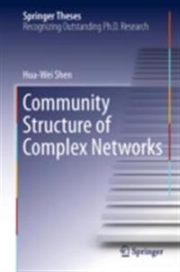 Community Structure of Complex Networks