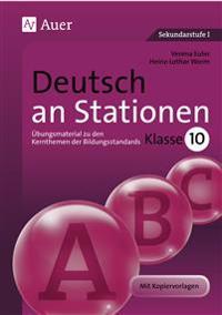 Deutsch an Stationen 10