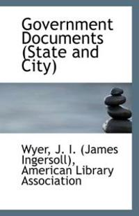 Government Documents (State and City)