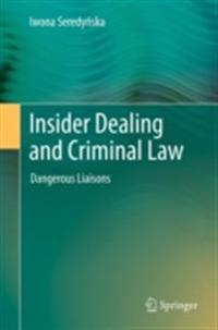 Insider Dealing and Criminal Law