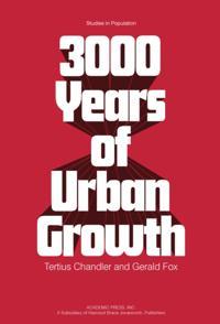 3000 Years of Urban Growth
