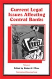 Current Legal Issues Affecting Central Banks, Volume V