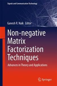 Non-negative Matrix Factorization Techniques