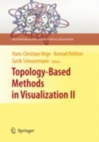 Topology-Based Methods in Visualization II