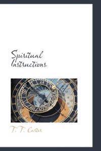 Spiritual Instructions