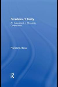 Frontiers Of Unity