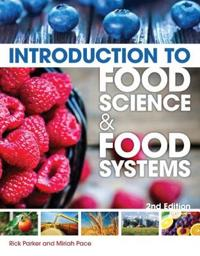Introduction to Food Science and Food Systems
