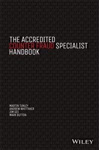 Accredited Counter Fraud Specialist Handbook