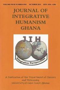 Journal of Integrative Humanism Ghana