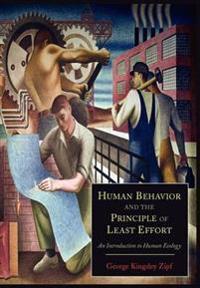 Human Behavior and the Principle of Least Effort