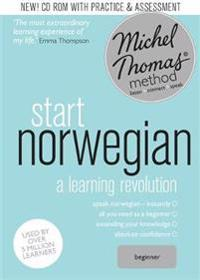 Start Norwegian (Learn Norwegian with the Michel Thomas Method): Beginner Norwegian Audio Course